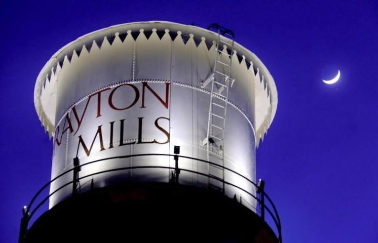 Drayton Mills Water Tower